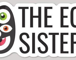 Vinyl Die Cut Name Logo Sticker